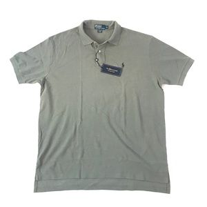 Polo Ralph Lauren Mesh Polo Short Sleeve Shirt